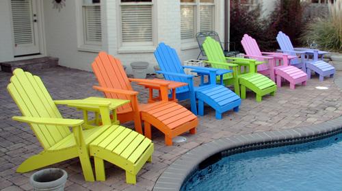 Cayman House Adirondack Chairs Porch Swings Patio