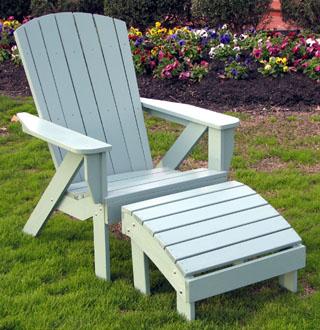 Superior Garden Footrest