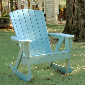 Beau Garden Adirondack Rocking Chairs   Porch Swings   Patio Swings   Outdoor  Swings