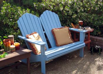 Adirondack Loveseats Porch Swings Patio Swings