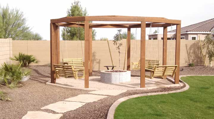 porch swings fire pit circle porch swings patio swings. Black Bedroom Furniture Sets. Home Design Ideas