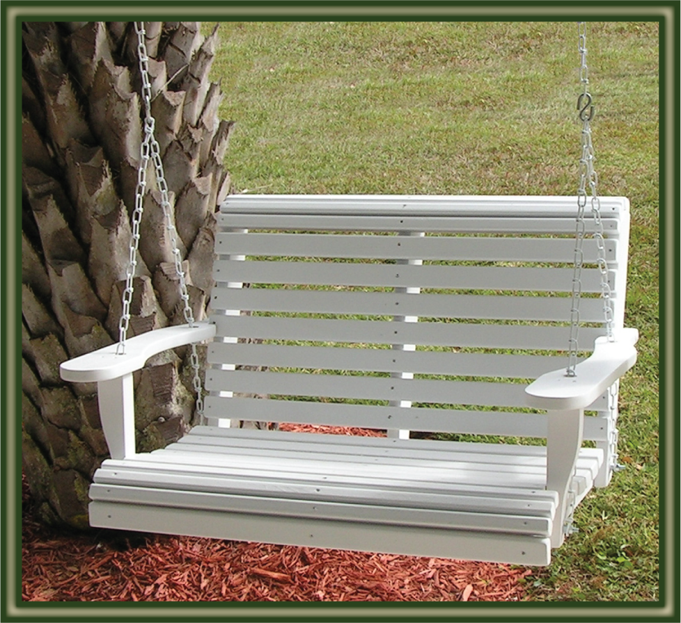 outdoor chair swing on order amish outdoor pub chair set